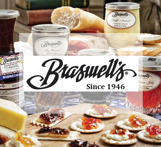 Braswell's - number one seller of Pepper Jelly, Fig Preserves and Pear Preserves in the US
