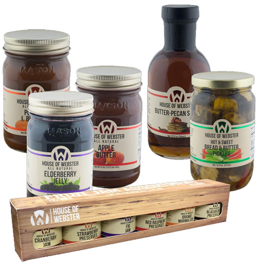 House of Webster products