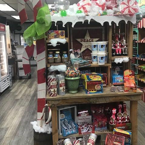 Time to stock Christmas goodies at your stores